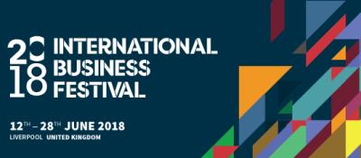 International Business Festival 2018 Liverpool