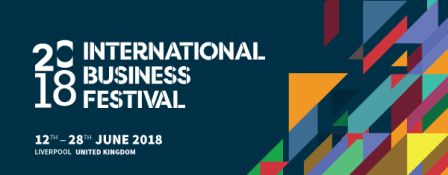 International Business Festival 2018 Liverpool